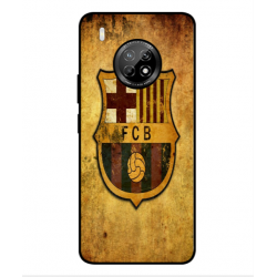 Coque FC Barcelone Pour Huawei Y9a
