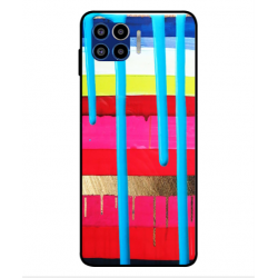 Motorola One 5G Brushstrokes Cover