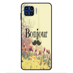 Motorola One 5G Hello Paris Cover