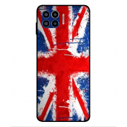 Motorola One 5G UK Brush Cover