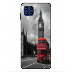 Motorola One 5G London Style Cover