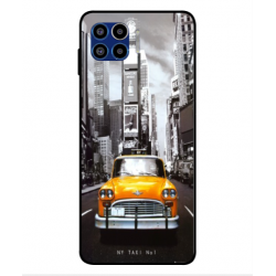 Motorola One 5G New York Taxi Cover