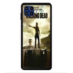 Motorola One 5G Walking Dead Cover