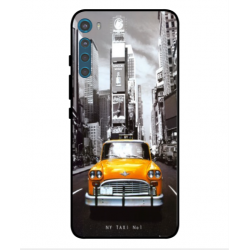 Motorola One Fusion New York Taxi Cover