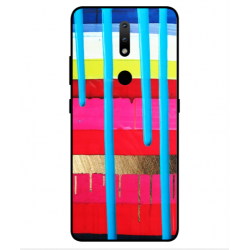 Nokia 2.4 Brushstrokes Cover