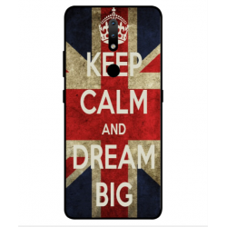 Nokia 2.4 Keep Calm And Dream Big Cover