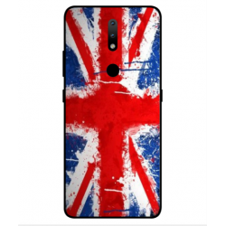 Nokia 2.4 UK Brush Cover