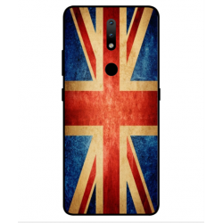 Nokia 2.4 Vintage UK Case