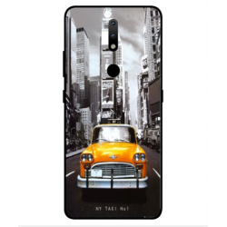 Nokia 2.4 New York Taxi Cover