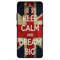 Nokia C2 Tennen Keep Calm And Dream Big Cover