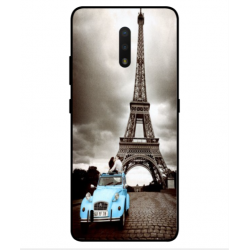 Nokia C2 Tennen Vintage Eiffel Tower Case