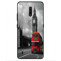 Nokia C2 Tennen London Style Cover