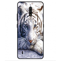 Nokia C2 Tennen White Tiger Cover