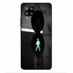 Samsung Galaxy A42 5G It's Time To Go Case