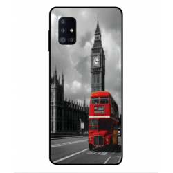 Samsung Galaxy M51 London Style Cover