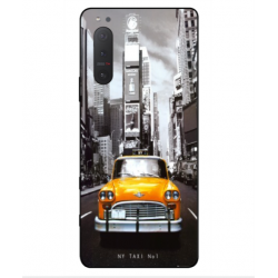 Sony Xperia 5 II New York Taxi Cover
