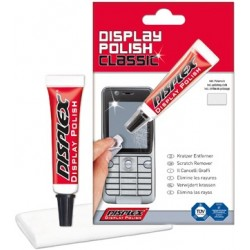 Alcatel Flash Plus 2 scratch remover