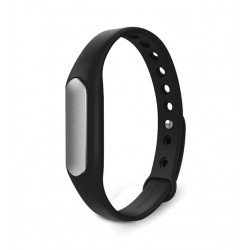 Orange Nura Mi Band Bluetooth Fitness Bracelet