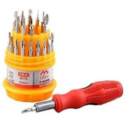 Screwdriver Set For Orange Reyo