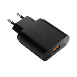 USB AC Adapter Orange SoshPhone 3