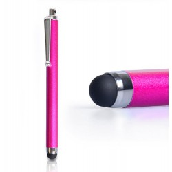 Orange SoshPhone 3 Pink Capacitive Stylus