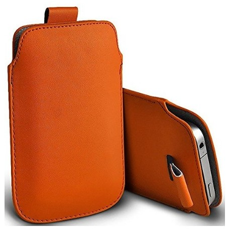 Etui Orange Pour Vivo X7 Plus