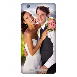Gionee Marathon M5 Cusomized Cover