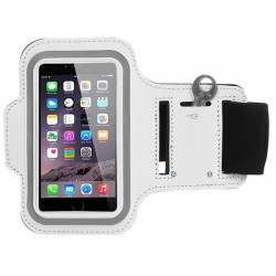 Brazalete Sport Blanco Para iPhone 6 Plus
