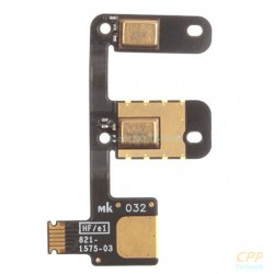 White Dock Charging Audio Jack Connector Microphone Flex Cable For iPad Mini 2