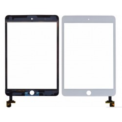 Touchscreen Bianco Per iPad Mini 3