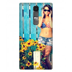 LG Spirit Cusomized Cover