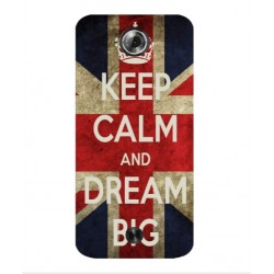 Coque Keep Calm And Dream Big Pour Acer Jade Primo