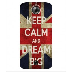 Carcasa Keep Calm And Dream Big Para Acer Liquid Jade 2