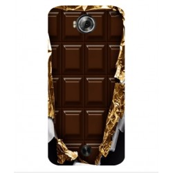 Funda Protectora 'I Love Chocolate' Para Acer Liquid Jade 2