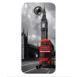 Carcasa London Style Para Acer Liquid Jade 2