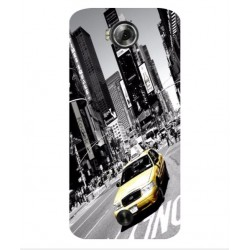 Funda New York Para Acer Liquid Jade 2