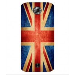 Funda Vintage UK Para Acer Liquid Jade 2