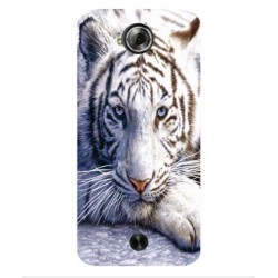 Acer Liquid Jade 2 White Tiger Cover