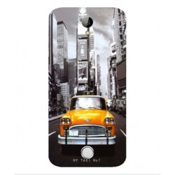 Carcasa New York Taxi Para Acer Liquid M320