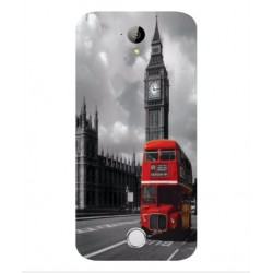 Carcasa London Style Para Acer Liquid M320
