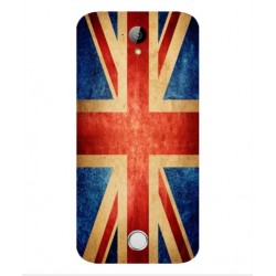 Funda Vintage UK Para Acer Liquid M320
