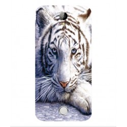 Acer Liquid M320 White Tiger Cover