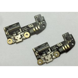 Dock Charging Audio Jack Connector And Microphone Flex Cable For Asus ZenFone 2 (ZE551ML)