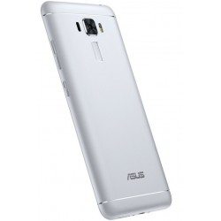 Asus Zenfone 3 Laser ZC551KL Silver Battery Cover