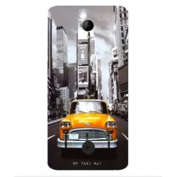 Acer Liquid Zest Plus New York Taxi Cover
