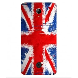 Coque UK Brush Pour Acer Liquid Zest Plus