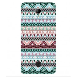 Acer Liquid Zest Plus Mexican Embroidery Cover
