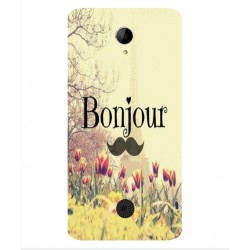 Coque Hello Paris Pour Acer Liquid Zest Plus