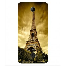 Acer Liquid Zest Plus Eiffel Tower Case