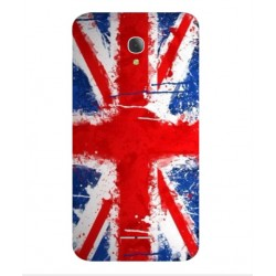 Coque UK Brush Pour Alcatel Fierce 4